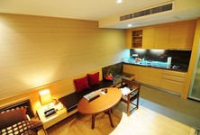 For Rent コンド 40 sqm in Sathon, Bangkok, Thailand