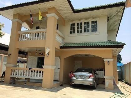 For Sale 3 Beds 一戸建て in Bang Khae, Bangkok, Thailand | Ref. TH-LEZGAHIG