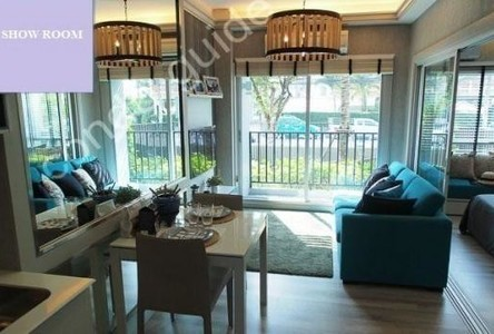 For Sale 1 Bed House in Bang Lamung, Chonburi, Thailand