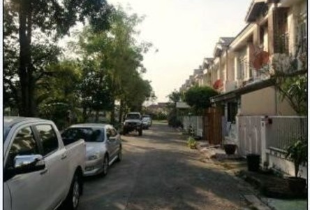 For Sale or Rent 3 Beds Townhouse in Khlong Sam Wa, Bangkok, Thailand