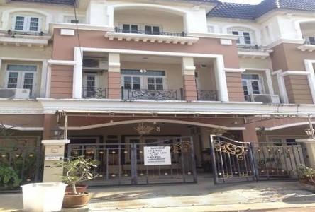 For Sale 3 Beds Townhouse in Wang Thonglang, Bangkok, Thailand