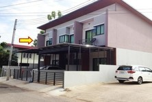 For Rent 2 Beds Townhouse in Mueang Phrae, Phrae, Thailand