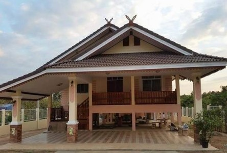 For Sale 3 Beds 一戸建て in Laplae, Uttaradit, Thailand