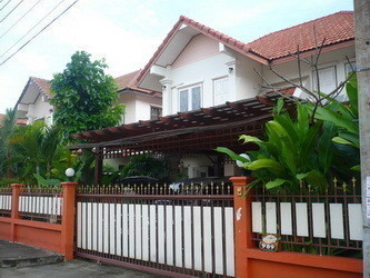 For Sale 3 Beds House in Min Buri, Bangkok, Thailand | Ref. TH-XFEBSCIA