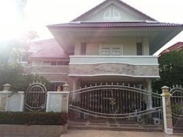 For Sale 4 Beds House in Bang Phli, Samut Prakan, Thailand   Ref. TH-HFIARYSQ