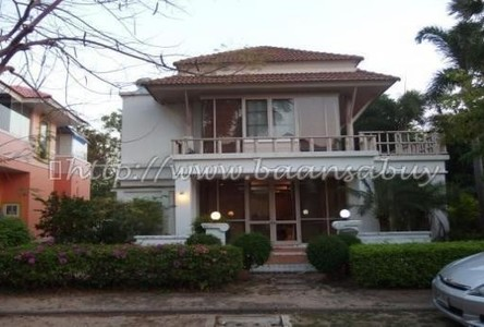 For Sale 3 Beds House in Cha Am, Phetchaburi, Thailand