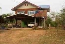 For Sale 2 Beds House in Mueang Chaiyaphum, Chaiyaphum, Thailand