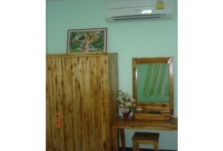 For Rent 1 Bed House in Khok Samrong, Lopburi, Thailand