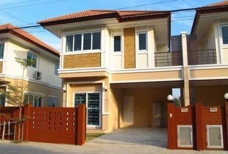 For Sale 3 Beds 一戸建て in Sai Noi, Nonthaburi, Thailand