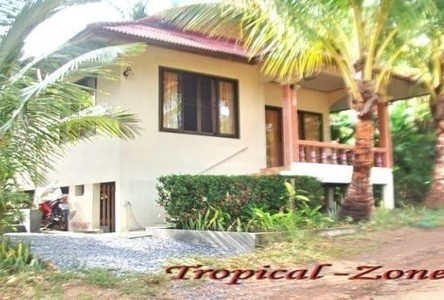 For Rent 1 Bed House in Ko Samui, Surat Thani, Thailand