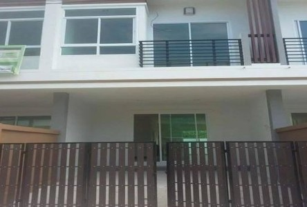 For Rent 2 Beds Townhouse in Mueang Khon Kaen, Khon Kaen, Thailand