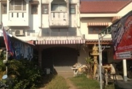 For Sale 2 Beds Townhouse in Wat Sing, Chainat, Thailand