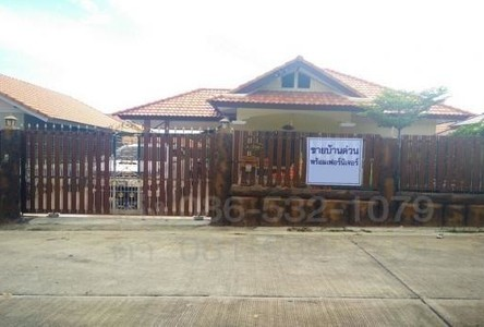 For Sale 2 Beds 一戸建て in Ban Chang, Rayong, Thailand