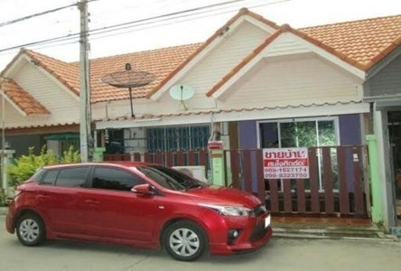 For Sale 2 Beds Townhouse in Uthai, Phra Nakhon Si Ayutthaya, Thailand
