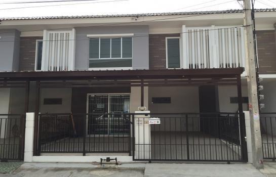 For Rent 3 Beds Townhouse in Sam Phran, Nakhon Pathom, Thailand   Ref. TH-BBPLLVKS