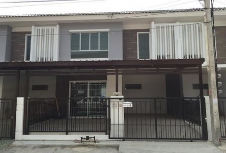 For Rent 3 Beds Townhouse in Sam Phran, Nakhon Pathom, Thailand