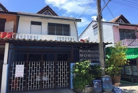 В аренду: Таунхаус с 3 спальнями в районе Krathum Baen, Samut Sakhon, Таиланд