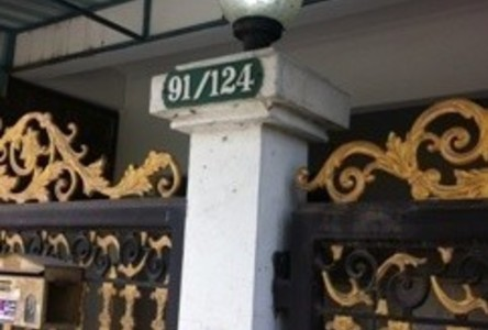 For Rent 3 Beds Townhouse in Khan Na Yao, Bangkok, Thailand