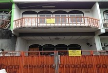 For Sale 2 Beds Townhouse in Bang Phlat, Bangkok, Thailand