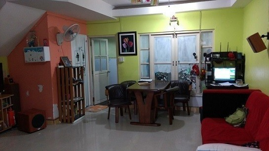 For Sale 3 Beds タウンハウス in Khlong Luang, Pathum Thani, Thailand | Ref. TH-FJUULNUR