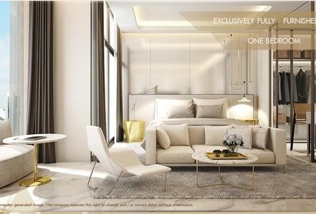 Продажа: Кондо c 1 спальней возле станции BTS Nana, Бангкок, Таиланд