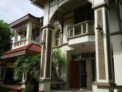 ขาย บ้านเดี่ยว 5 ห้องนอน ทุ่งครุ กรุงเทพฯ   Ref. TH-ARQITRWL