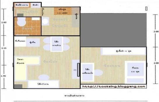 ให้เช่า บ้านเดี่ยว 1 ห้องนอน เมืองนครปฐม นครปฐม | Ref. TH-SUWEKVRH