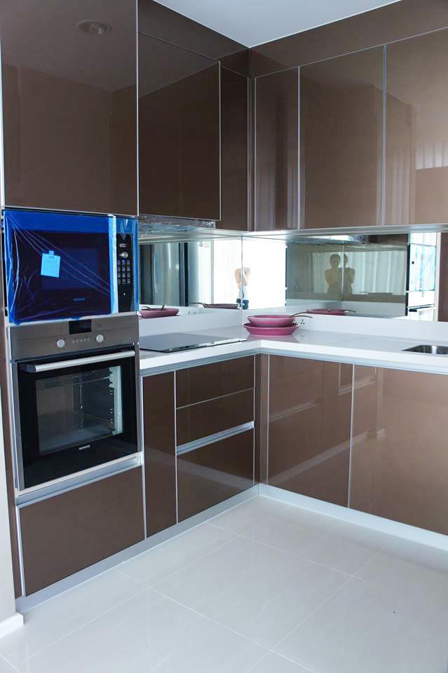 Menam Residences - For Rent 3 Beds コンド in Bang Kho Laem, Bangkok, Thailand | Ref. TH-SPHAVNLY