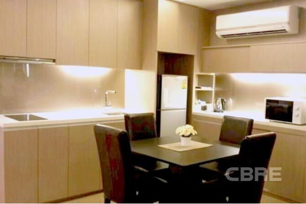 MODE Sukhumvit 61 - For Sale 1 Bed Condo Near BTS Ekkamai, Bangkok, Thailand | Ref. TH-JFAFSHWB