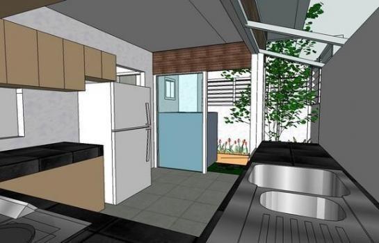 ขาย หรือ เช่า ทาวน์เฮ้าส์ 2 ห้องนอน บางละมุง ชลบุรี | Ref. TH-MBKKOQRG