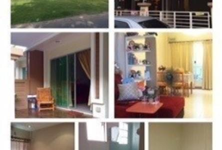 ขาย ทาวน์เฮ้าส์ 3 ห้องนอน บางขุนเทียน กรุงเทพฯ