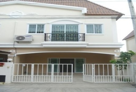For Sale 3 Beds Townhouse in Ban Pho, Chachoengsao, Thailand