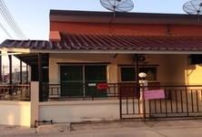 ขาย หรือ เช่า ทาวน์เฮ้าส์ 2 ห้องนอน ศรีราชา ชลบุรี