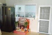 For Sale 3 Beds Townhouse in Bang Bon, Bangkok, Thailand