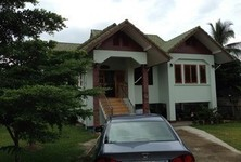 For Sale 2 Beds 一戸建て in Wiang Chai, Chiang Rai, Thailand