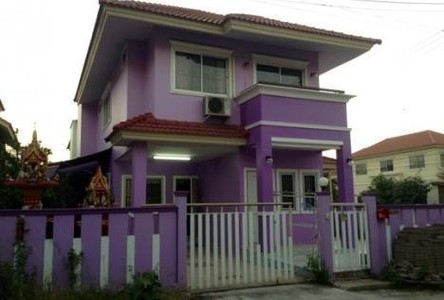 For Sale or Rent 3 Beds 一戸建て in Bang Nam Priao, Chachoengsao, Thailand