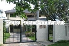 For Rent 3 Beds 一戸建て in Suan Luang, Bangkok, Thailand