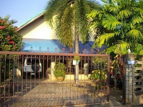 For Sale 3 Beds 一戸建て in Phanom Sarakham, Chachoengsao, Thailand | Ref. TH-QOFKLWPY