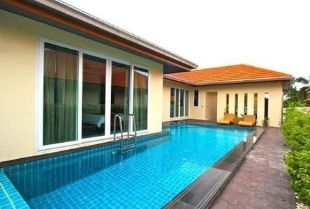 Продажа или аренда: Дом с 4 спальнями в районе Bang Lamung, Chonburi, Таиланд