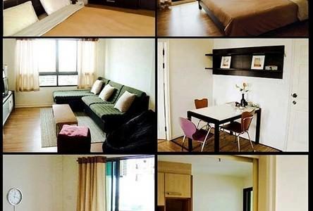 ให้เช่า คอนโด 1 ห้องนอน บางคอแหลม กรุงเทพฯ