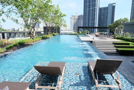 For Rent Condo 26 sqm in Watthana, Bangkok, Thailand