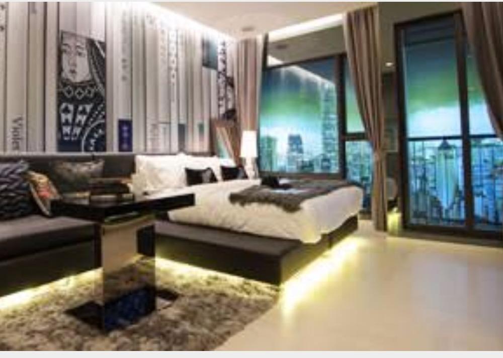 For Sale コンド 24 sqm in Khlong Toei, Bangkok, Thailand | Ref. TH-YLVKUWVI