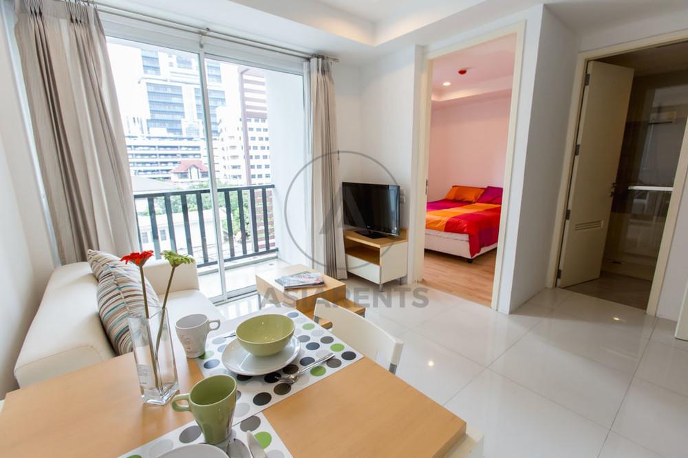 S9 Apartment Sathorn   For Rent 1 Bed Condo Near BTS Surasak, Bangkok,  Thailand