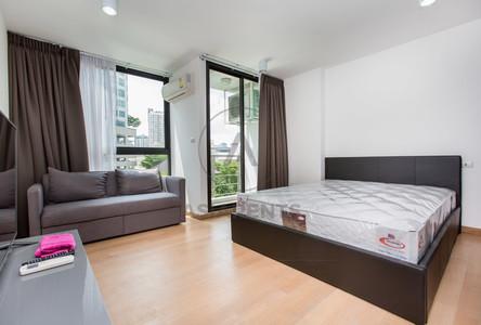 For Rent Condo 29 sqm Near BTS Phra Khanong, Bangkok, Thailand