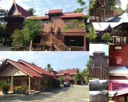 For Sale 5 Beds House in Amphawa, Samut Songkhram, Thailand | Ref. TH-TFQMXDCJ