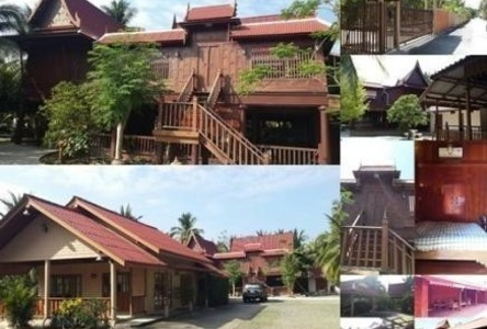 For Sale 5 Beds 一戸建て in Amphawa, Samut Songkhram, Thailand