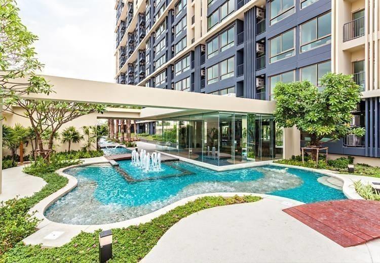 Casa Condo Asoke - Dindaeng - For Sale 1 Bed コンド in Din Daeng, Bangkok, Thailand | Ref. TH-HCIYIHNR