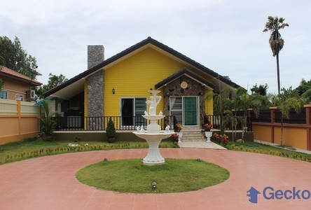 For Sale or Rent 2 Beds 一戸建て in Bang Lamung, Chonburi, Thailand