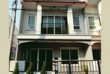 For Sale or Rent 3 Beds Townhouse in Krathum Baen, Samut Sakhon, Thailand