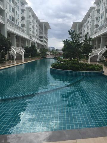 For Sale 1 Bed コンド in Cha Am, Phetchaburi, Thailand | Ref. TH-FLZFWCUB